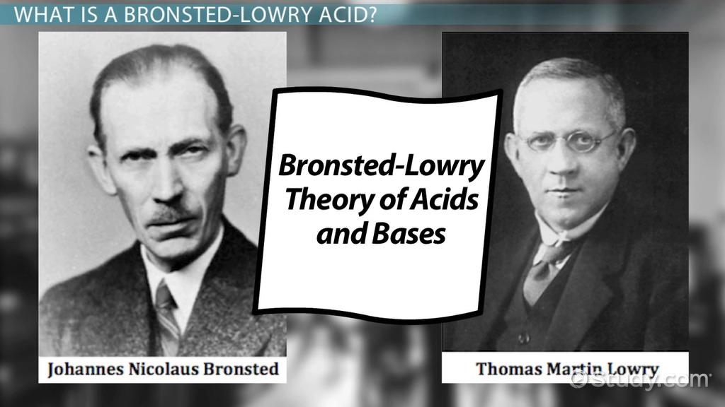 Pengertian Asam dan Basa Menurut Bronsted-Lowry - Rumus Kimia
