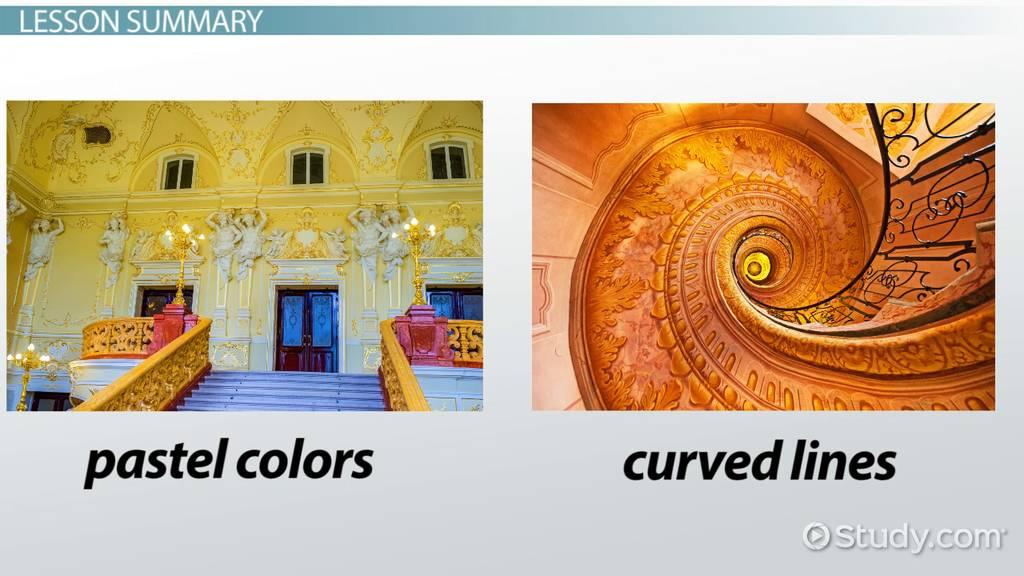 Rococo Architecture Characteristics Style