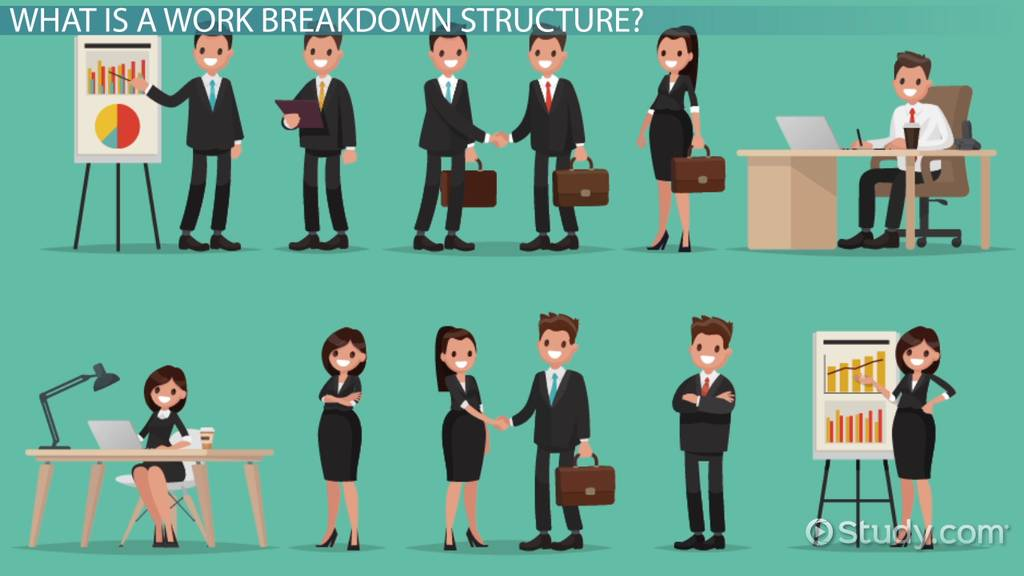 work breakdown structure  wbs   example  u0026 definition
