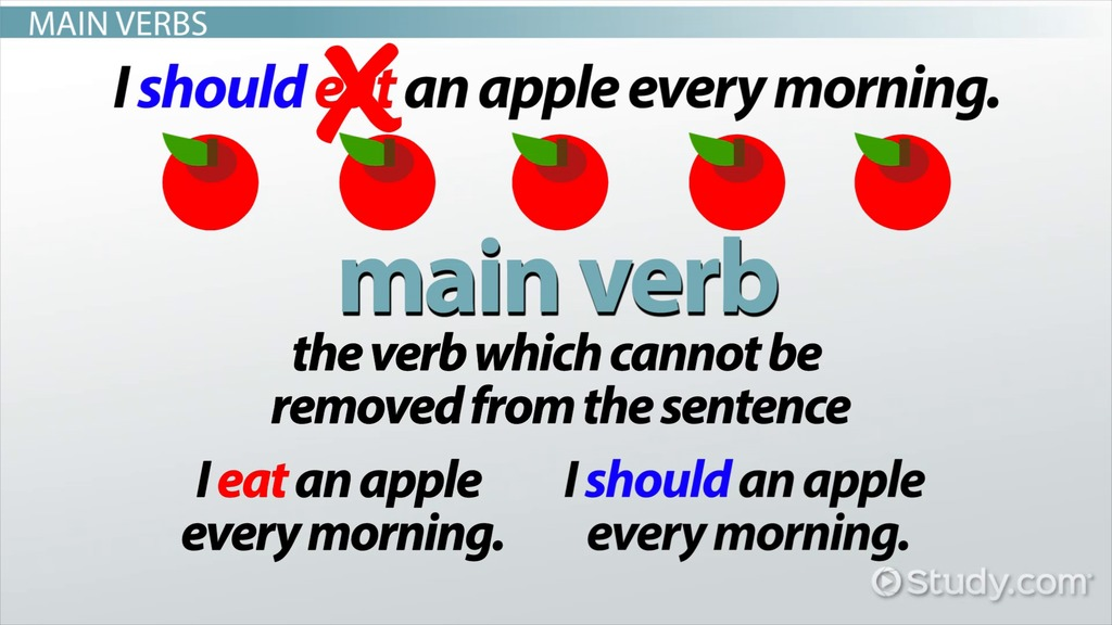 auxiliary verb  definition  u0026 examples