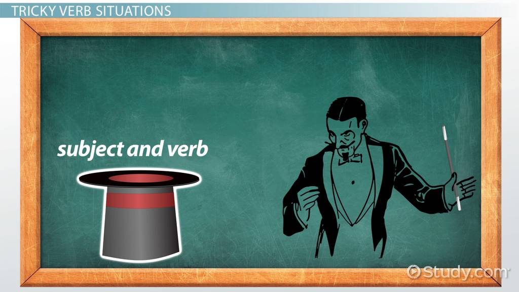 What Are Singular Verbs Definition Examples Video Lesson