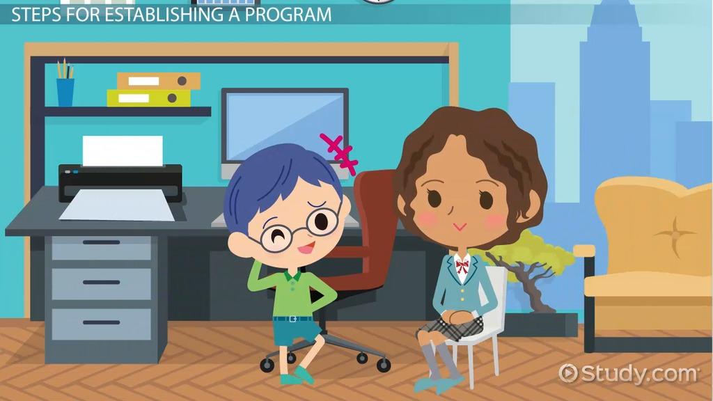 Developing A School Counseling Program Video Lesson Transcript