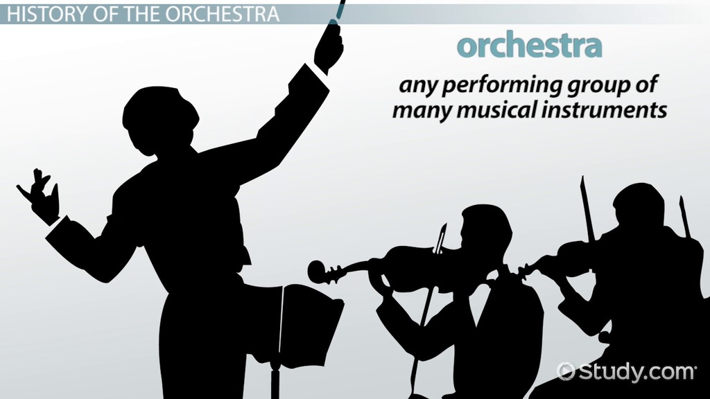 orchestra  definition  sections  u0026 layout