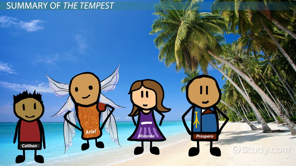 Caliban in The Tempest - Shmoop