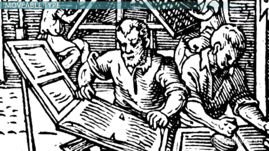 How The Printing Press Changed World