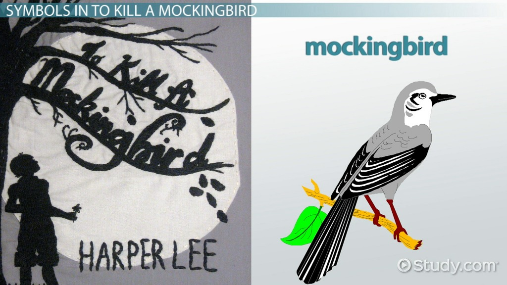 To Kill A Mockingbird Themes Symbols Imagery