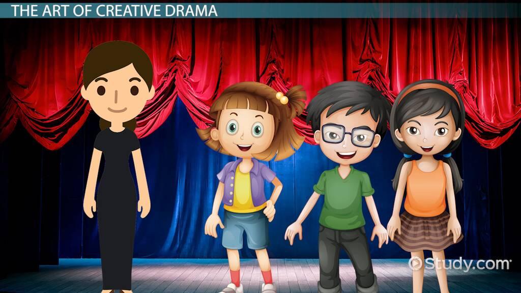 Creative Drama Definition Example Video Lesson Transcript Study Com