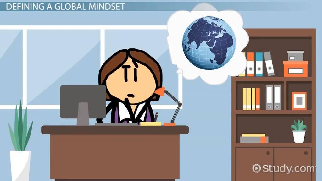 global mindset Imagine your cross-cultural team, faculty, or support staff all having a global mindset.