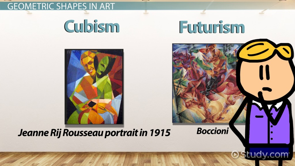 What Are Geometric Shapes In Art Definition Names List Video