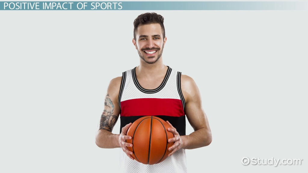 benefits of participating in sports essay Advantages of sports include improvement in both physical and mental health, and the camaraderie involved in team sports kids in high school can also list sports they participate in on their college.
