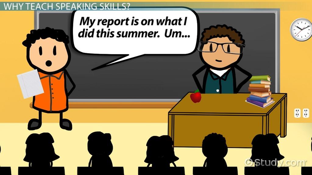 Teaching speaking skills strategies methods video lesson teaching speaking skills strategies methods video lesson transcript study ibookread Download