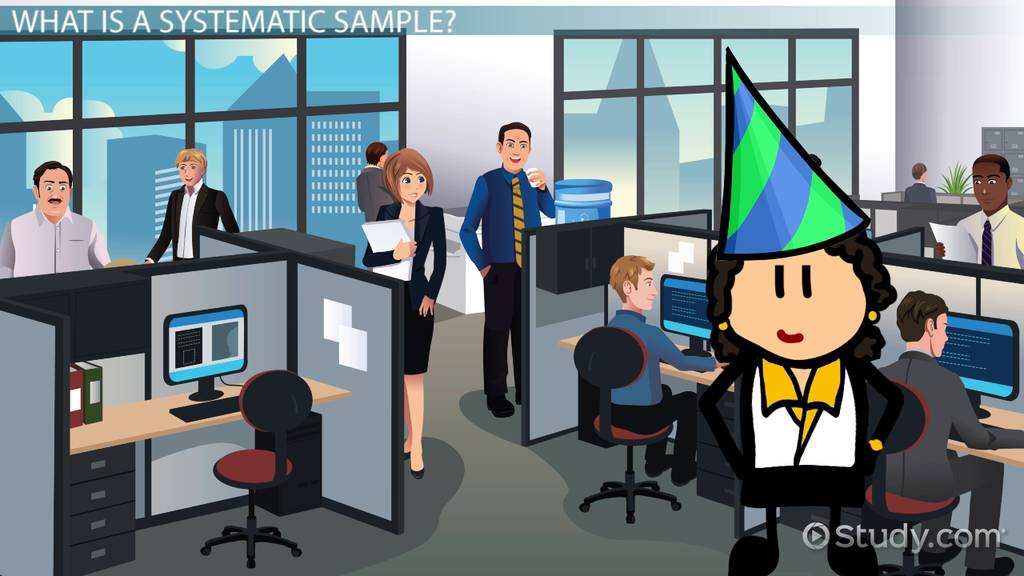 Systematic Sample Definition Amp Example Video Amp Lesson