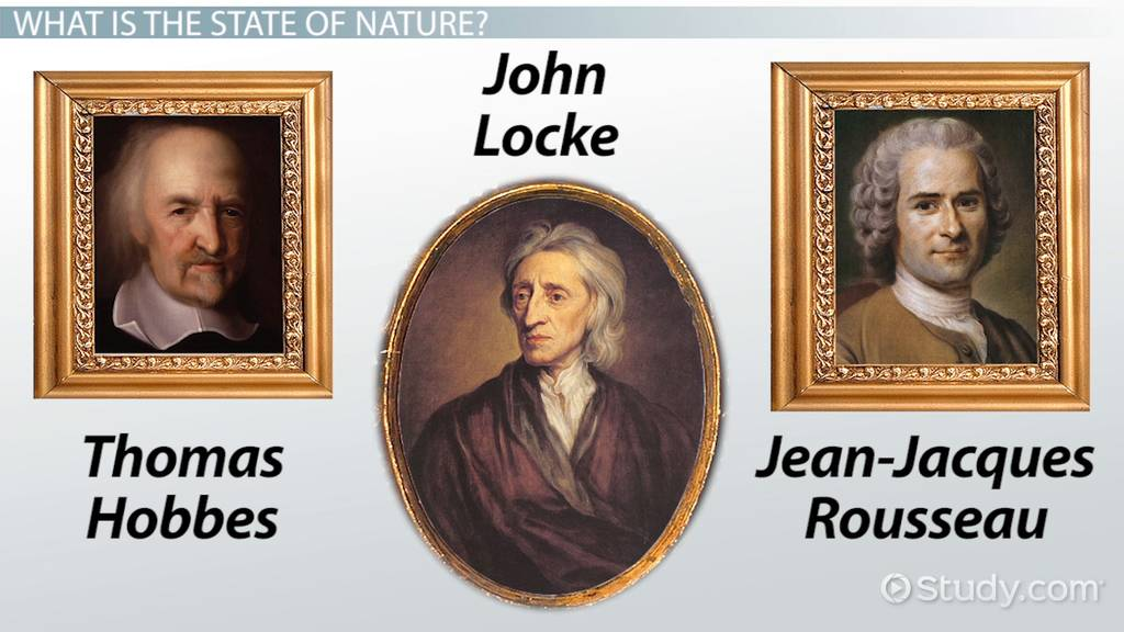 a comparison between the philosophies of john locke thomas hobbes and jean jacques rousseau According to john locke, the state of nature although several concepts resurface in both of their philosophies (thomas hobbes), and (tocqueville) (rousseau).