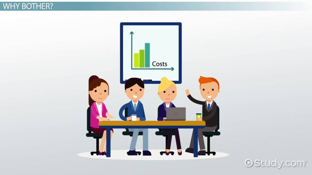 Cost-Volume-Profit Analysis & Income Statements - Video & Lesson