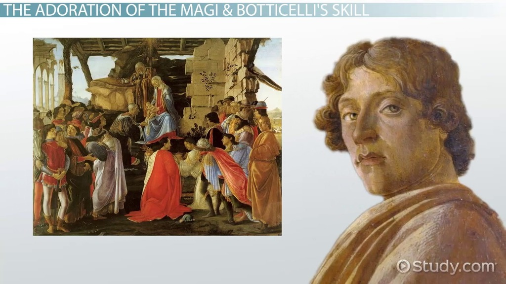 Adoration Of The Magi By Botticelli Analysis  Overview  Video  Adoration Of The Magi By Botticelli Analysis  Overview  Video  Lesson  Transcript  Studycom I Need Help Writing A Speech also In An Essay What Is A Thesis Statement  English As A Global Language Essay