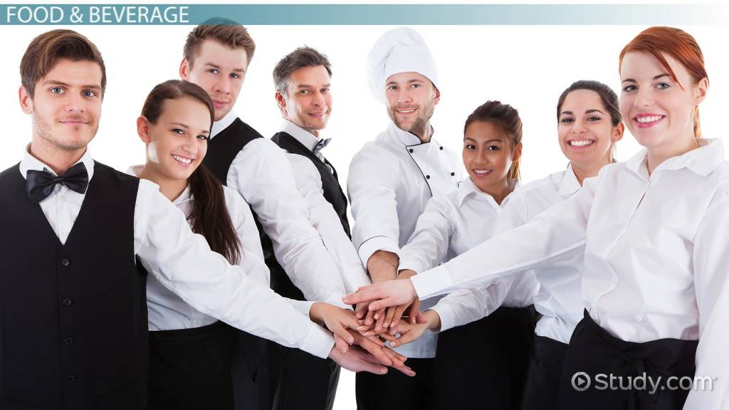 sectors amp services of the hospitality industry video