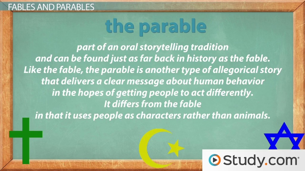 Allegory In Literature History Definition Examples Video