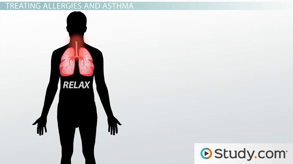 Allergies And Asthma Causes Symptoms Treatments Video Lesson