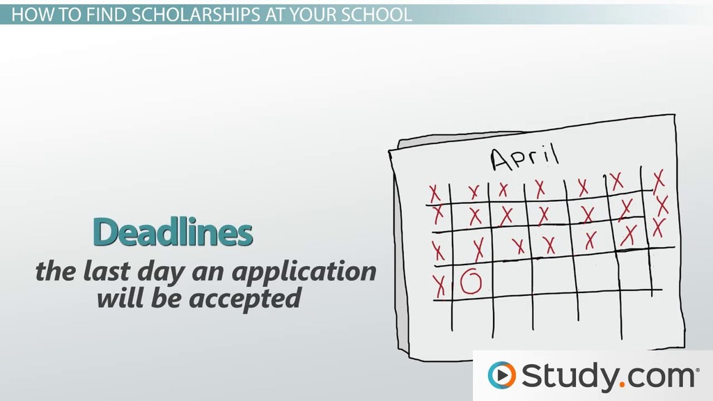 What is the criteria to get the scholership to study in college?