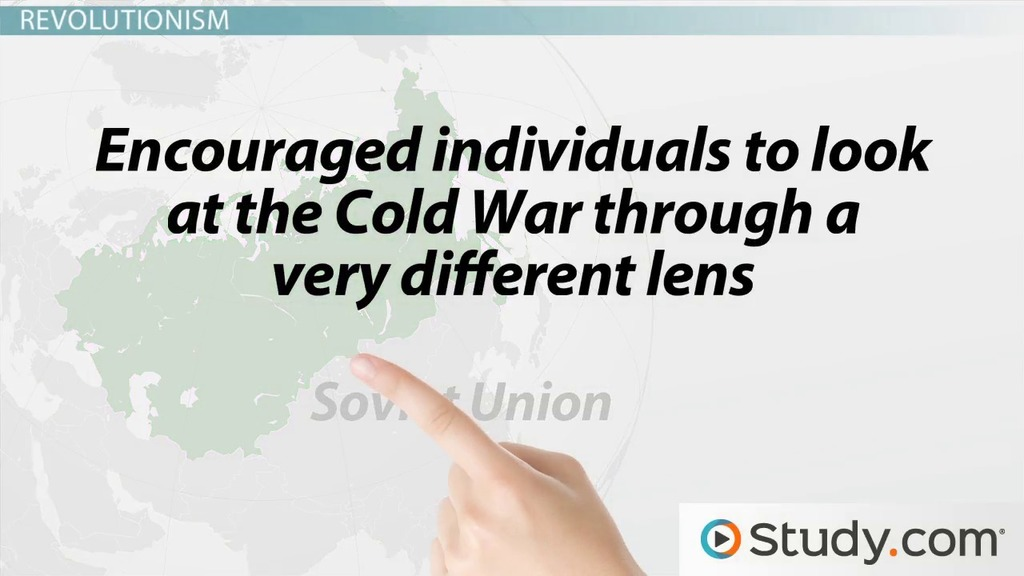 Approaches Toward The Cold War Traditionalism Revisionism Post Revisionism Video Lesson Transcript Study Com
