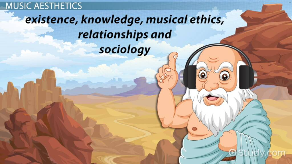 Music Aesthetics Definition Examples Video Lesson Transcript Study Com