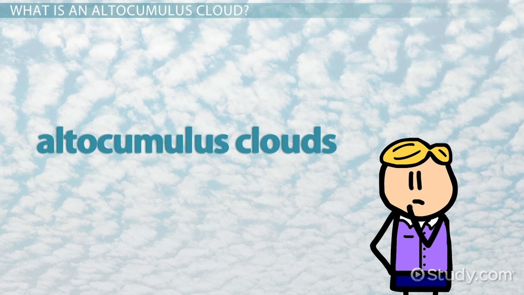 What is Cloud Formation? - Definition, Types & Process - Video ...