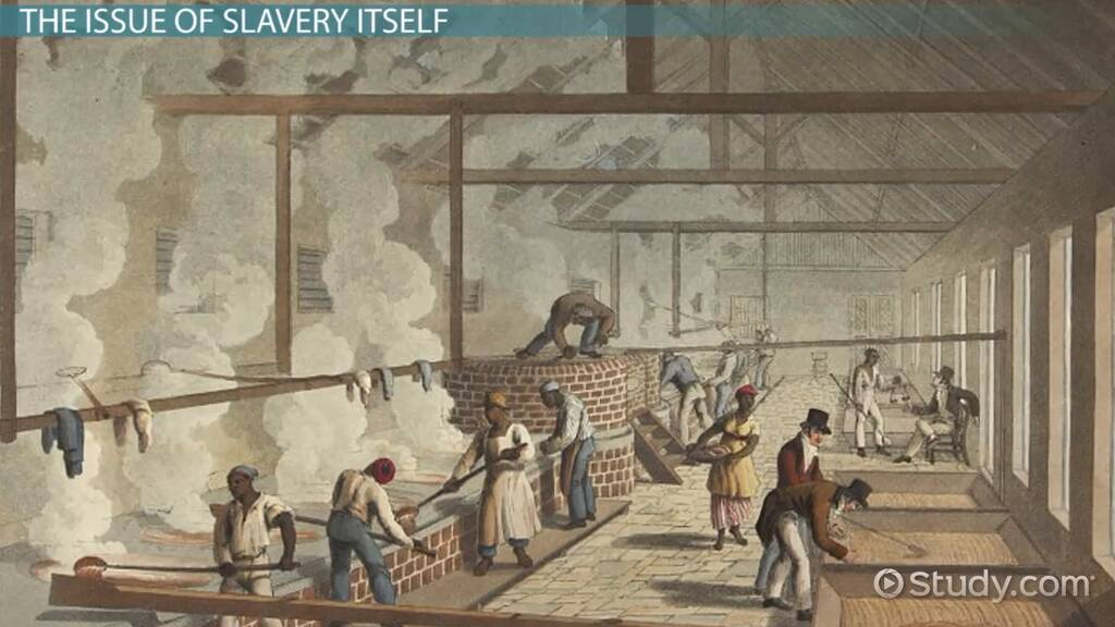the issue of slavery in the american constitution