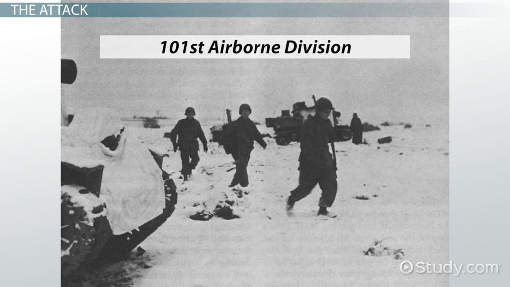battle bulge essay The battle of the bulge (16 december 1944 – 25 january 1945) was the last major german offensive campaign on the western front during world war ii.