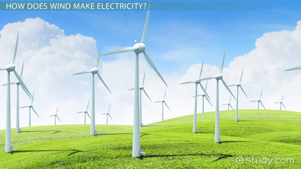 What Is Wind Energy Video Lesson Transcript Study