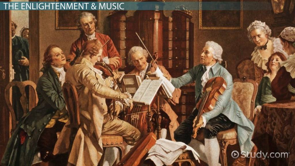Music During the Enlightenment Period - Video & Lesson