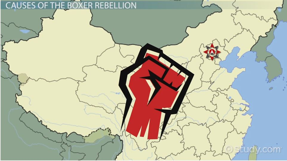 Boxer Rebellion in China: Definition, Summary & History