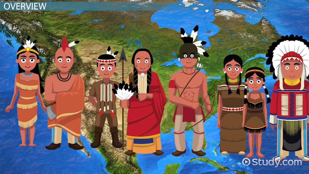 Native American Clothing History Facts Video Lesson Transcript Study Com