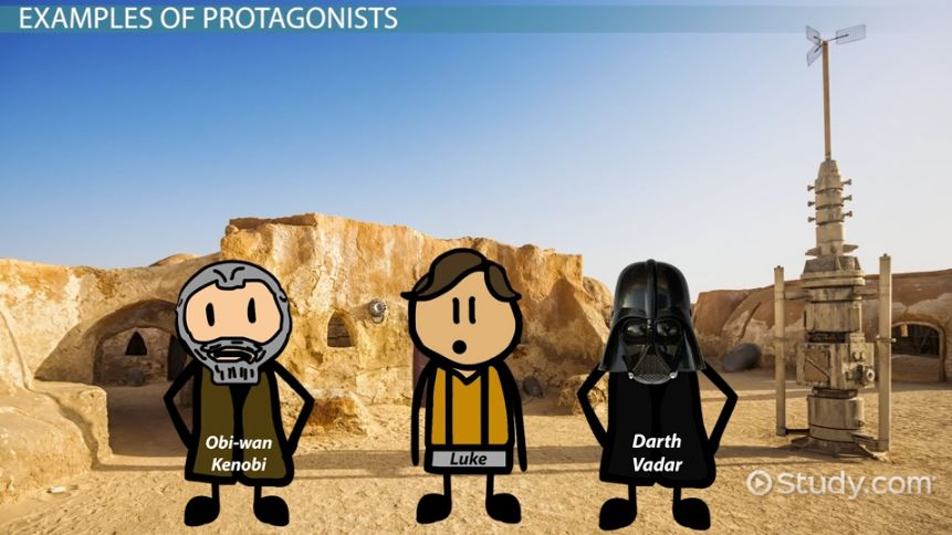 protagonist in literature  definition  u0026 examples
