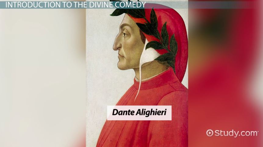 research paper on dante alighieri