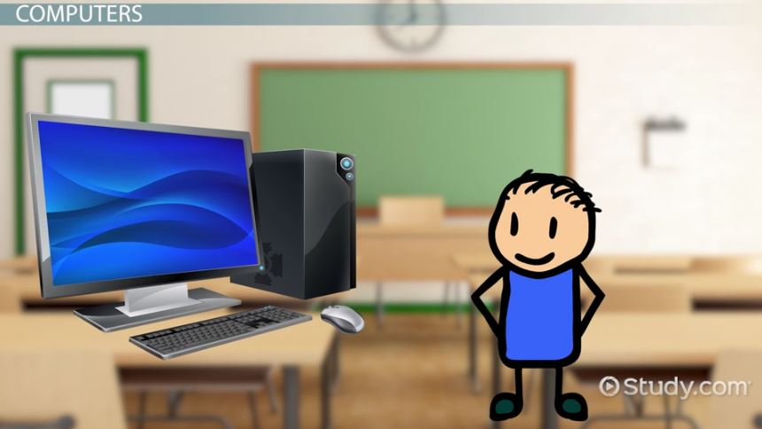 benefits of computers in the classroom
