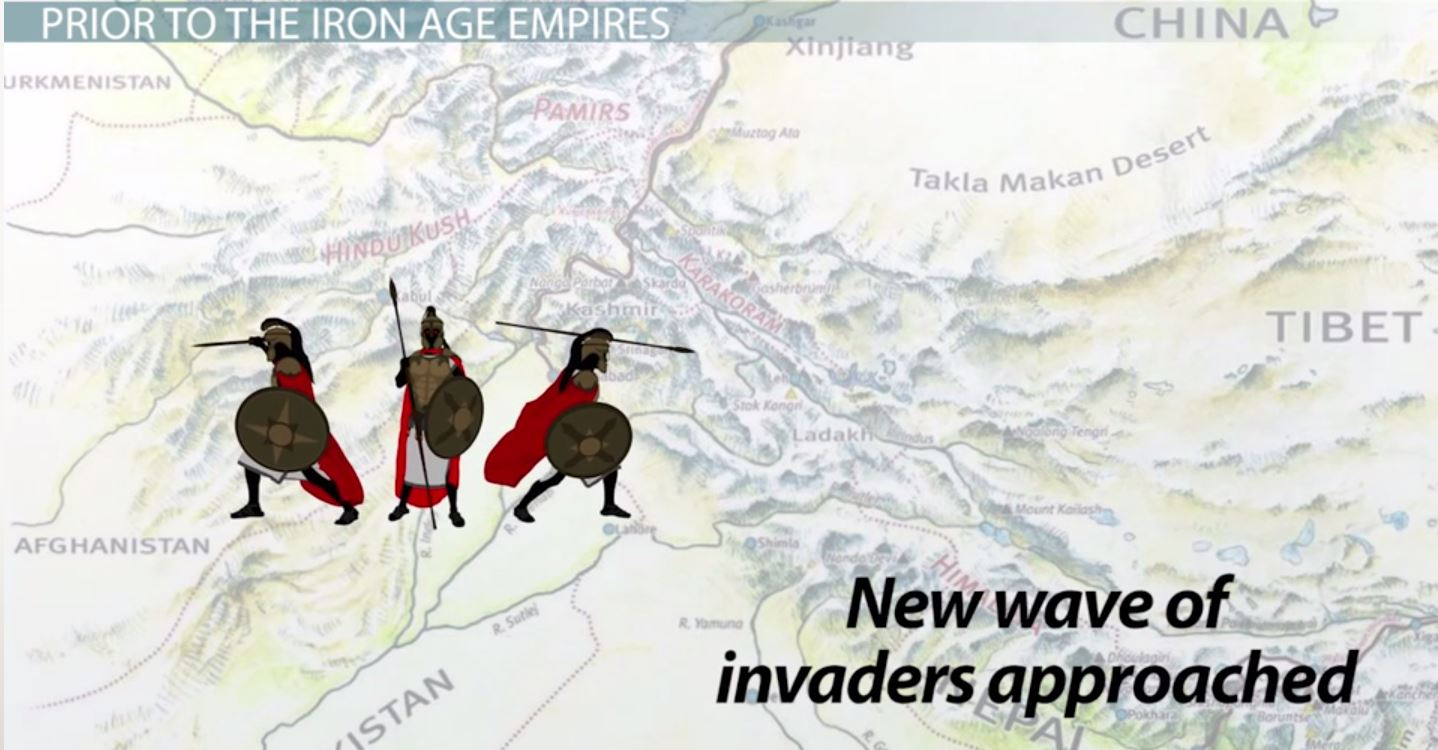 significance of aryan invasions to india