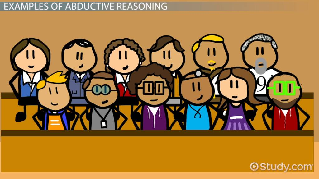 Abductive Reasoning: Definition & Examples - Video & Lesson ...