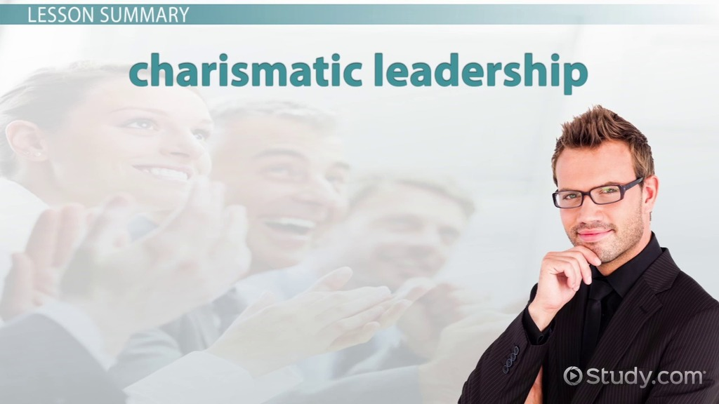what is charisma in leadership