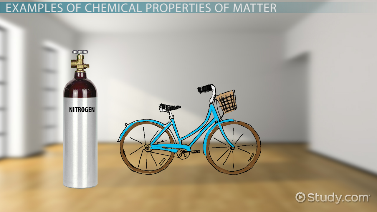 What Is a Chemical Property of Matter? - Definition
