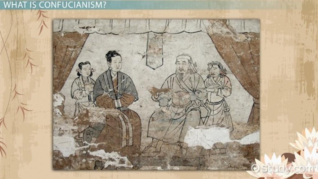 Confucianism Definition Beliefs Amp History Video