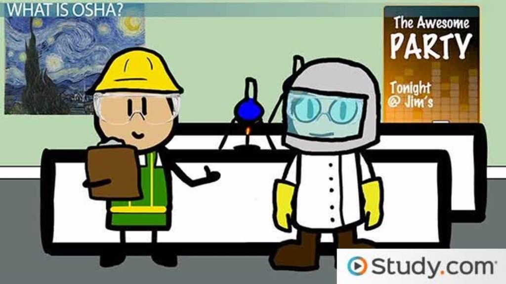 Understanding Sds Osha Labels On Chemicals Amp Supplies