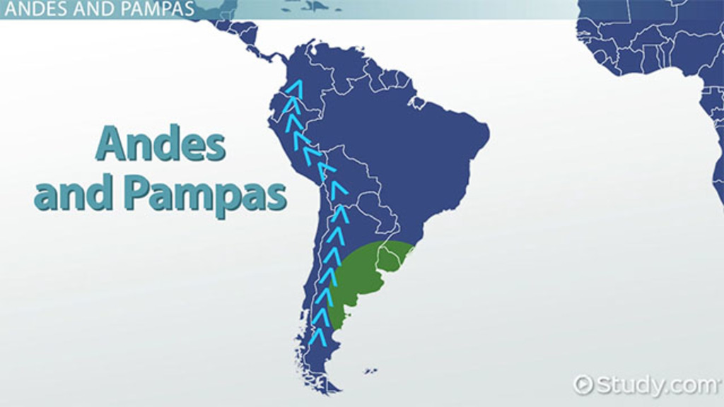 Culture, History & Politics of the Andes & the Pampas - Video ...