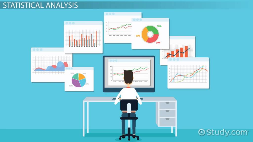 Types of Statistical Analysis - Video & Lesson Transcript | Study com