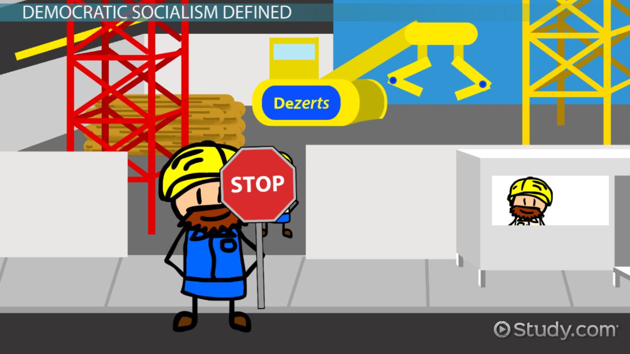 capitalism vs socialism differences advantages disadvantages democratic socialism definition pros cons