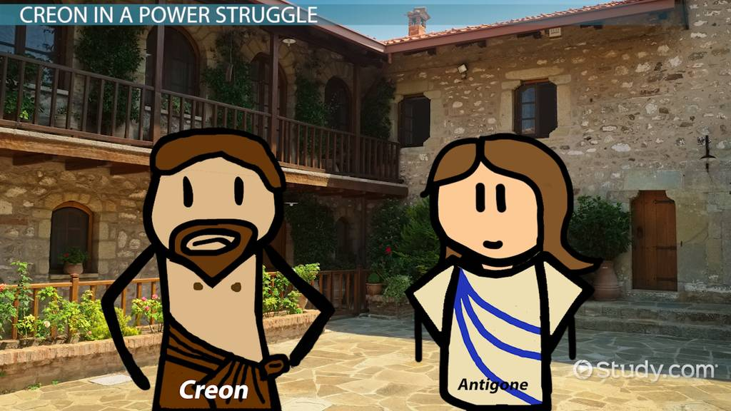 """the role of gender in antigone The fragility of gender  to the role of """"[subjects  to his father while expressing support for antigone's actions, creon's gender ideology shifts to."""