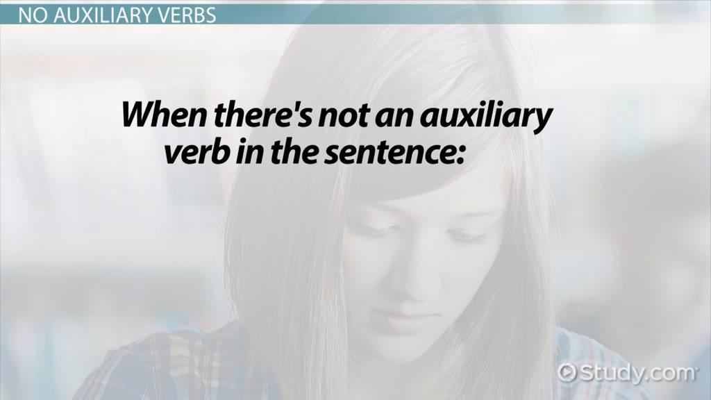 What is a Negative Sentence? - Definition, Structure & Examples - Video &  Lesson Transcript | Study.com