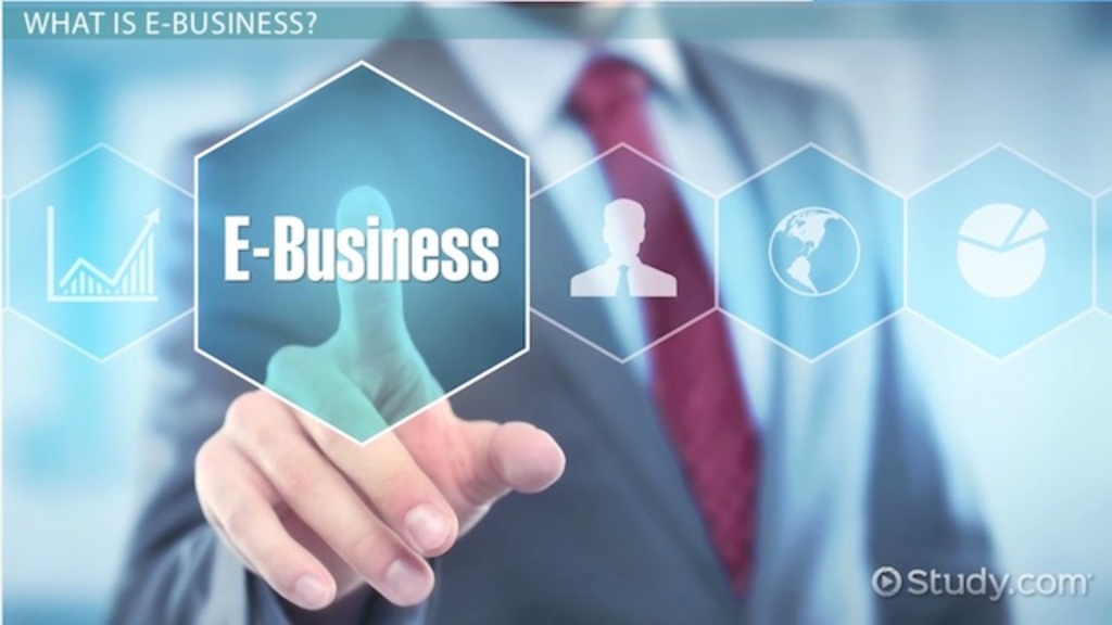 E Businesses Types Amp Examples Video Amp Lesson Transcript