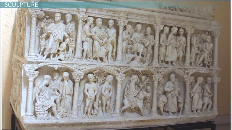 Byzantine Art Mosaics History Characteristics Video Lesson