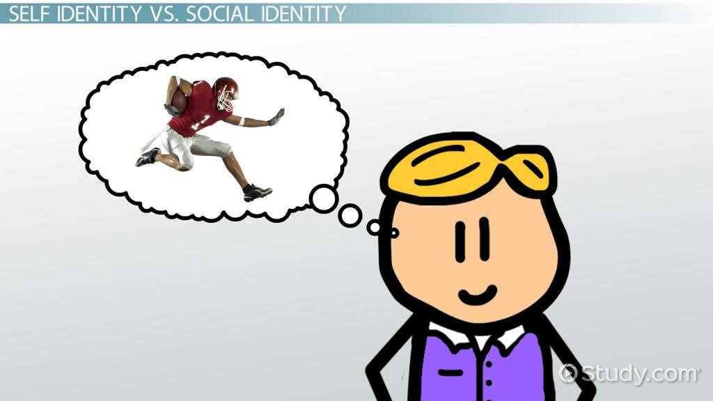 my identity in this society