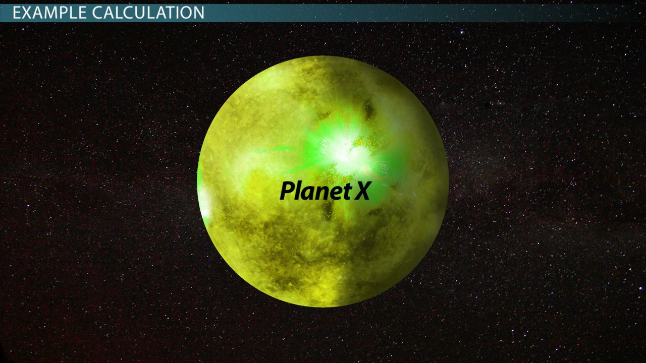 planet x event timeline